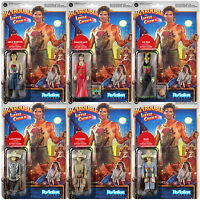 Big Trouble in Little China 80s Kult 6 Figuren Set Reaction 3 3/4 Inch Funko