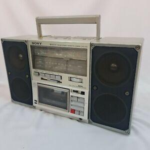 SONY CFS-F40 Stereo Boombox