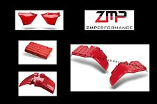 NEW HONDA ATC250ES BIG RED COMPLETE PLASTIC FENDER KIT ATC 250ES FENDERS SET