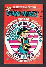 Dennis the Menace #153 Fawcett Comics Bronze Age 1976 VF Bi-Centennial Special!