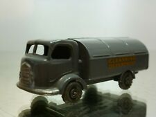 MATCHBOX LESNEY 38 KARRIER REFUSE COLLECTOR - GREY - EXCELLENT CONDITION