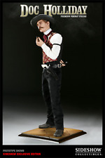 SIDESHOW EXCLUSIVE NEW! DOC HOLLIDAY 1/4 PREMIUM FORMAT FIGURE #118/125 STATUE