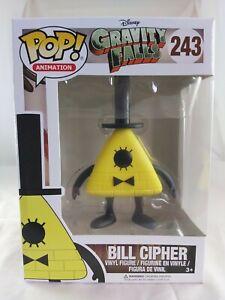 Animation Funko Pop - Bill Cipher - Gravity Falls - No. 243