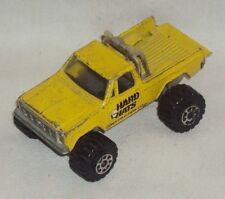VINTAGE DIE-CAST ADVERTISEMENT TRUCK TOY CAR MADE IN HONGKONG  CIRCA  1970'S