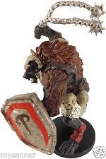 D&D mini GNOLL CHAMPION OF YEENOGHU Rage Demons #37 Dungeons & Dragons Miniature
