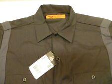 Men's Dickies Industrial Color Block Shirt (Ls524)
