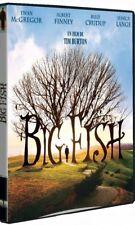 "DVD  ""BIG FISH"" Tim Burton     NEUF SOUS BLISTER"