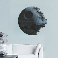 DIY lovely gift home PVC Colorful Death Star Wars room decor art wall stickers