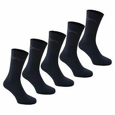 5 x PAIRS MENS Mix Color TRAINER  SPORTS ANKLE SOCKS Slazenger UK 7-11 EU 41-46