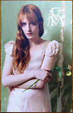FLORENCE+THE MACHINE High As Hope 2018 Ltd Ed RARE New Lithograph Poster Display