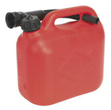 FUEL CAN 5LTR - RED FROM SEALEY