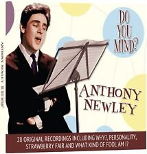 Anthony Newley - Best Of - Do You Mind? - CD - BRAND NEW SEALED GREATEST HITS