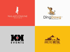 Logo Design - Professional Custom logo with Unlimited Revisions