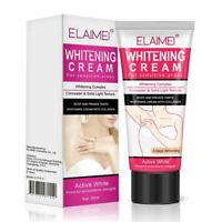 Whitening Cream Dark Skin Armpit Elbow Lightening Bikini Underarm Thigh Body Acc