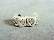 PANDORA BAND OF HEARTS  STERLING SILVER CLIP CHARM