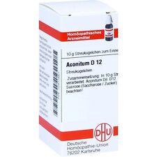 ACONITUM D12 Globuli 10 g PZN2812883