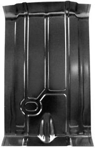 1968-72 Chevelle, GTO & 70-72 Monte Carlo Center Trunk Floor Panel - New