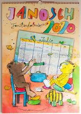 JANOSCH FAMILIENKALENDER 2020 - Posterformat 42x59, 1 cm (DIN A2) - neu