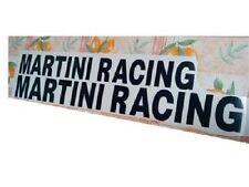 Adesivi stickers martini racing spoiler lancia delta hf integrale 8-16 evo 1 2