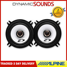 "Alpine SXE-1325S 5-1/4""(13cm) Coaxial 2-Way Car Speakers 200W"