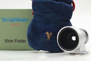 [MINT in BOX Case] Voigtlander 28mm View Finder From Japan 155