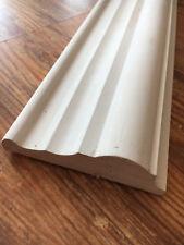 Stucco - klassische Stuckleiste 110-048 aus Stuckgips, Handlauf 70 x 17mm