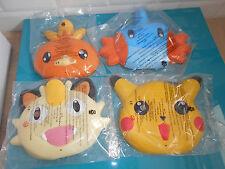 17.7.16.4 Lot les masques Pokemon MAGIC BOX de Quick Neuf sachet 2005