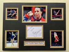 More details for gymnastics beth tweddle signed 16