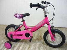 "Dawes Lottie 12"" Girls Hybrid Mountain Bike Alloy New Shop Soiled 3+ Nice Bike"