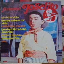 JOSELITO FANTASTICO JOSELITO DOUBLE FRENCH LP RCA 1977