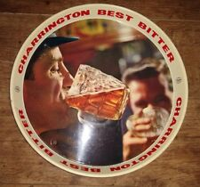 Charrington Best Bitter Beer Metal Tin Drink Serving Tray Reginald Corfield LTD