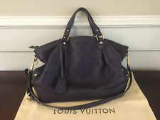 Louis Vuitton Stellar Mahina Oursin PM Hand Bag Purse M93983 Made in France