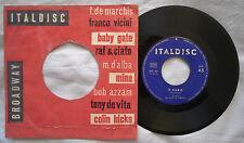 45 MINA - E' VERO - PERDONIAMOCI  - ANNO 1960 - Italdisc MH 44 - Solo Vinile