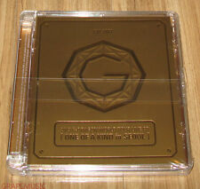 G-DRAGON BIGBANG 2013 World Tour Live CD ONE OF A KIND IN SEOUL BRONZE VERSION