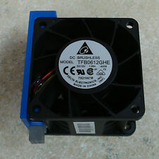 Delta TFB0612GHE 12V 1.68A DC Fan 60mm x60x38 NEW