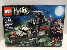 Lego #9464 Monster Fighters The Vampyre Hearse Rare and Hard To Find NIB 2012!