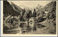 Alpen Berge Christlsee Allgäu Region Oberstdorf AK 1940
