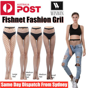 Women Fishnet Stockings Pantyhose Mesh Fishnets Tights Anti Hook Nylon Panty
