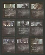 Cam Gigandet as James in Twilight Saga Fab Card LOT Ashley Michele Greene