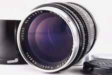 【NEAR MINT】Nikon Nikkor P.C 10.5cm 105mm f2.5 L39 mount w/ Hood from Japan #423