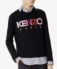 NWT KENZO Paris Woollen Sweater Jumper Top 325$ Size medium