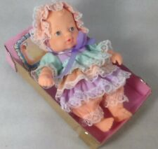 """Doll Uneeda  Still In Package Lots Of Ruffels 6"""" J5"""