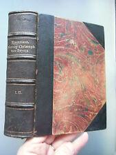 Abenteuer Herzog Christophs von Bayern genannt der Kämpfer Ein Volksbuch 1880