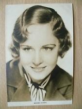 Film Actresses Postcard- MADGE EVANS '' Film Weekly, London''