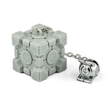 Portal 2 Weighted Companion Cube Tea Infuser w Personality Core Wheatley Space