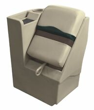 "Wise Pontoon Boat 18"" Left Lean Back Seat- Talon Series"