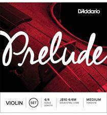 D'addario Prélude J810 4/4 Médium - Jeu de cordes Violon 4/4