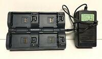 Datalogic 94A151114 Skorpio MBC Quadcharger. 4 Compartimentos Batería Carga +