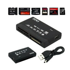 1*All In One Micro SD to USB Multi-Card Memory Card Adapter Reader Supports 64GB