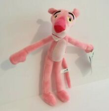 "New PINK PANTER 12"" Plush Stuffed Toy"